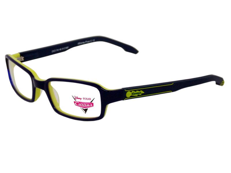 c8e64020e Óculos De Grau Infantil Carros Disney 8 a 10 Anos 47418 Tam.49Carros ...