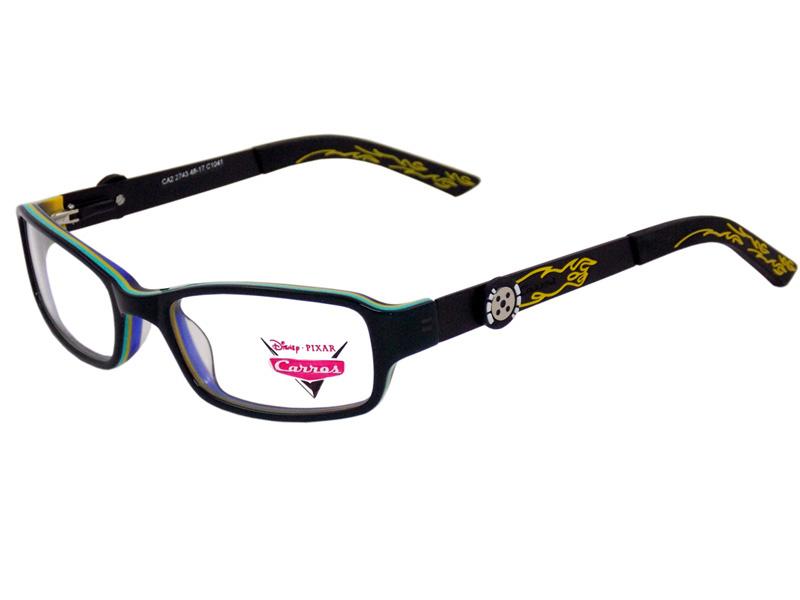 1dbe9a776f63a Óculos De Grau Infantil Carros Disney 8 a 10 Anos 47531 Tam.48Carros ...