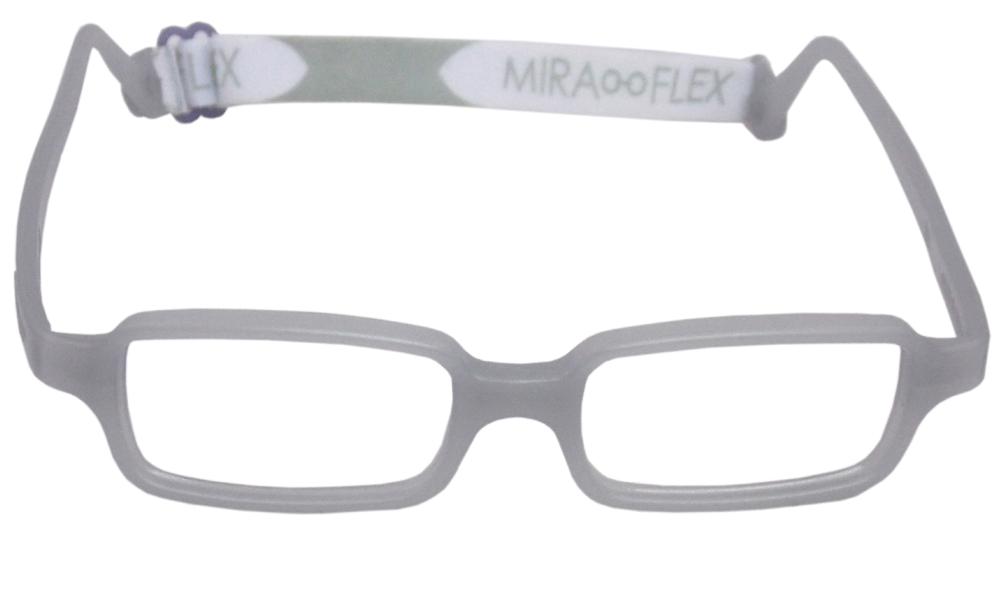 Óculos De Grau Infantil Miraflex Silicone 5 a 8 Anos New Baby 2 Tam.42