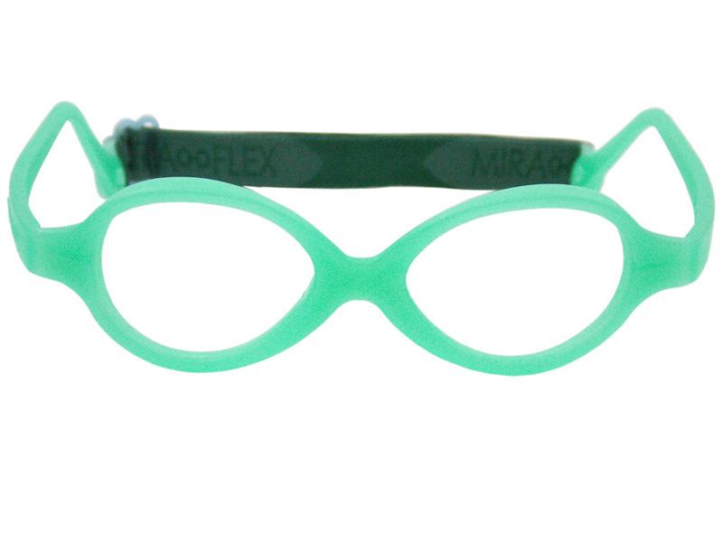 Óculos De Grau Infantil Silicone 8 meses a 2 anos Baby Zero 2 Tam.34