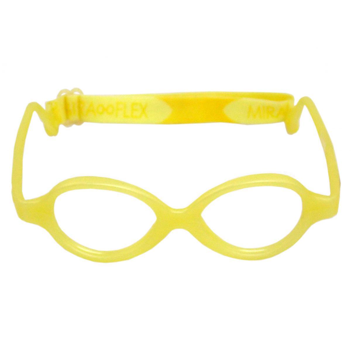 79fcf0ebe Óculos De Grau Infantil Silicone 1 a 2 Anos Baby Zero 29 Tam ...