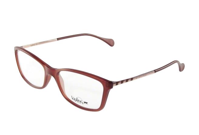 b54489a53 Óculos de Grau Kipling + Brinde KP3056 B728 Tam.52KiplingKipling ...