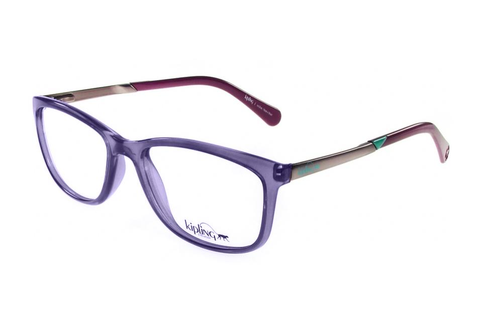 Óculos de Grau Kipling + Brinde KP3061 C285 Tam.51KiplingKipling de ... 59d68cf8a5