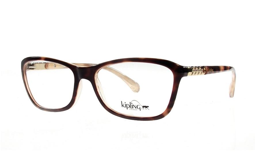 Óculos de Grau Kipling + Brinde KP3063 C612 Tam.52KiplingKipling de ... 237aee4598