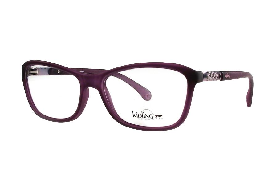 6e49b1ecd Óculos de Grau Kipling + Brinde KP3063 C613 Tam.52KiplingKipling ...