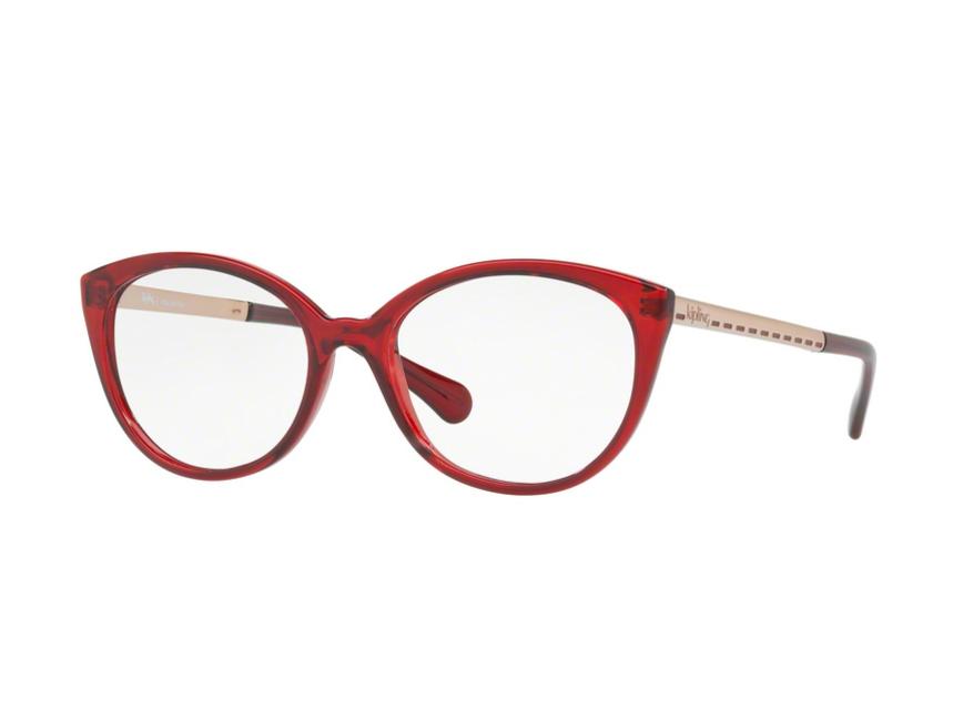 9df056546 Óculos de Grau Kipling + Brinde KP3093 E748 Tam.52KiplingÓculos de ...