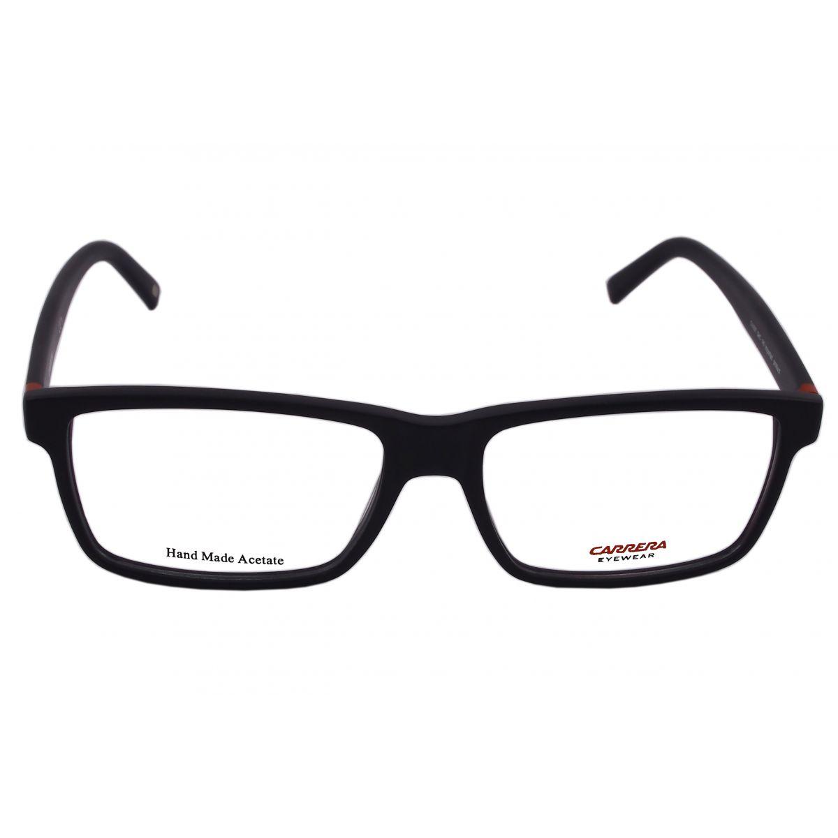 f25388eb69e88 Óculos De Grau Masculino Carrera CA6207 QHC Tam.56Carrera ...