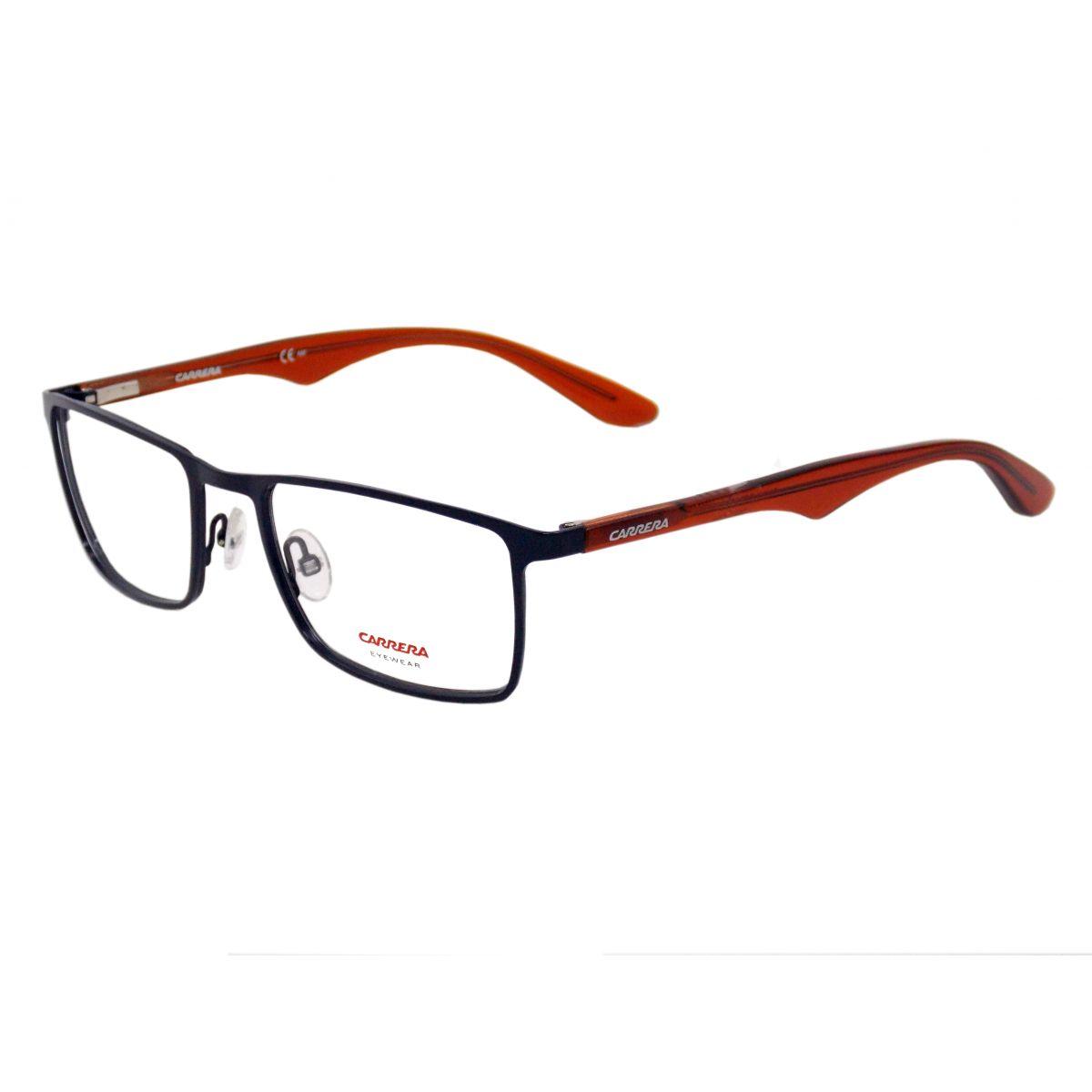 a79cd7aba411e Óculos De Grau Masculino Carrera CA6614 DFN Tam.54 .