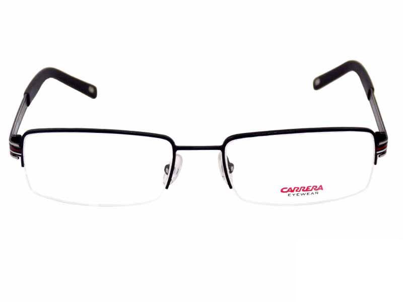 e9760cfd59881 Óculos De Grau Masculino Carrera CA7557 003 Tam.53Carrera ...