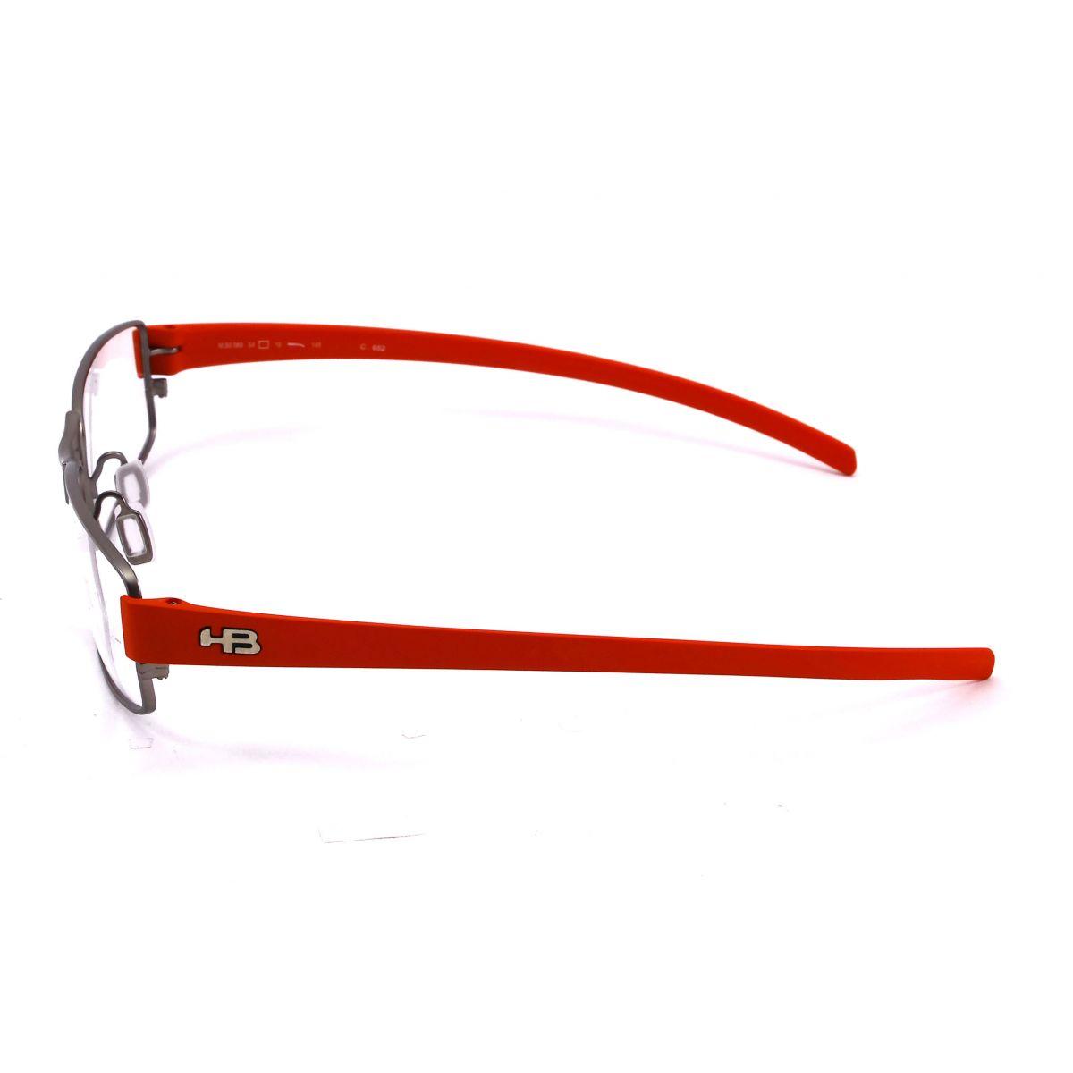 f9bf018c0 Óculos de Grau Masculino HB M9306965233 Tam.54HBHBCompra segura, produto  original com nota fiscal e garantia de fábrica, rapidez na entrega.