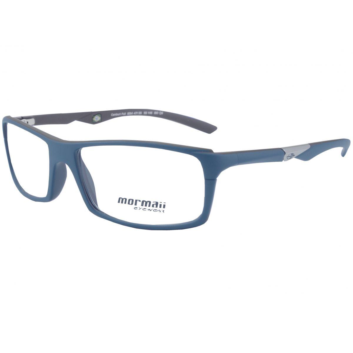 6d4607934b769 Óculos De Grau Masculino Mormaii Camburi Full M1234 471 Tam ...