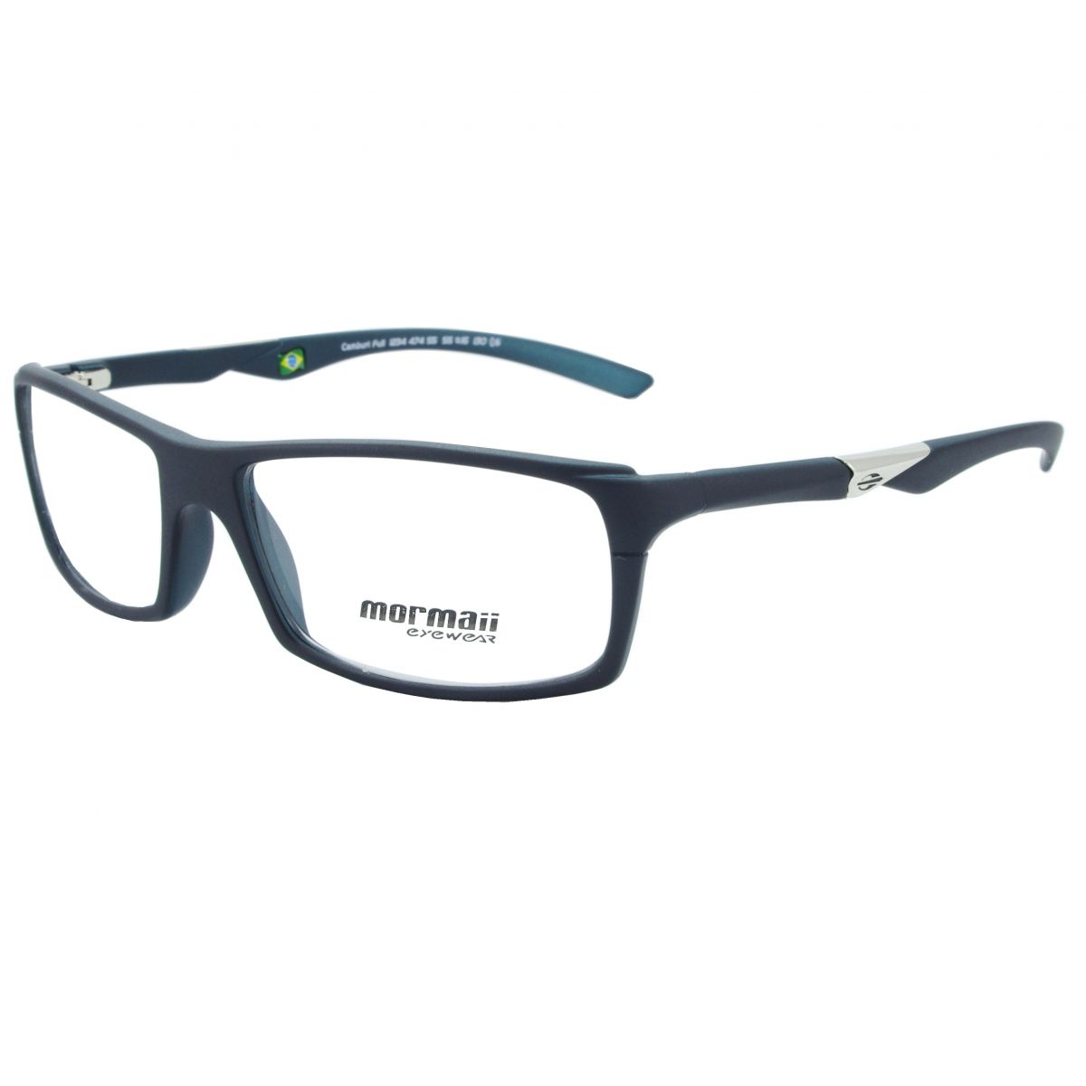 Óculos De Grau Masculino Mormaii Camburi Full M1234 474 Tam ... f7a0bf11ab