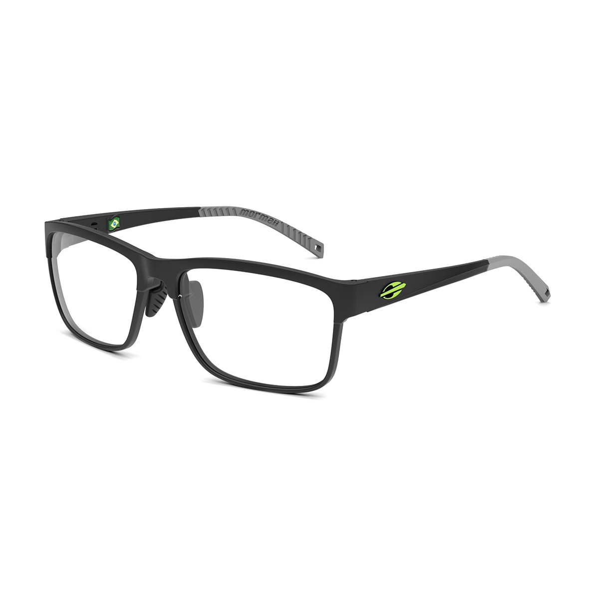 Óculos de Grau Masculino Mormaii Denver M6086AAJ58 Tam.58