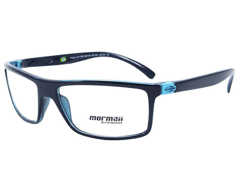 Óculos de Grau Masculino Mormaii Eclipse 1126 962 Tam ... 131f65af45