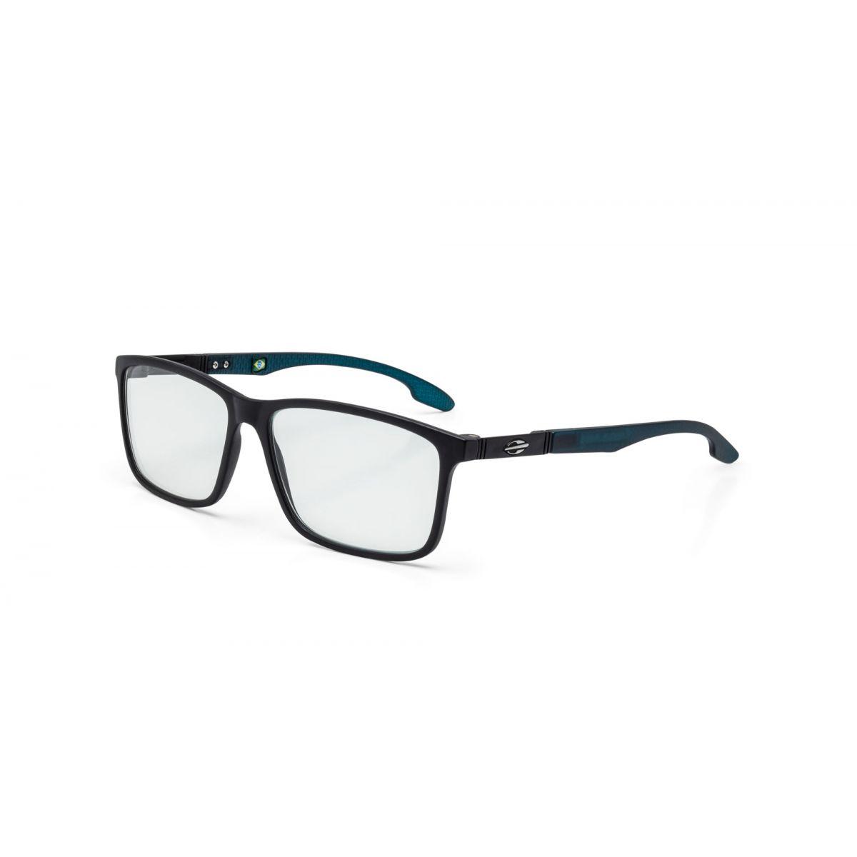 Óculos de Grau Masculino Mormaii Prana M6044A6755 Tam.55