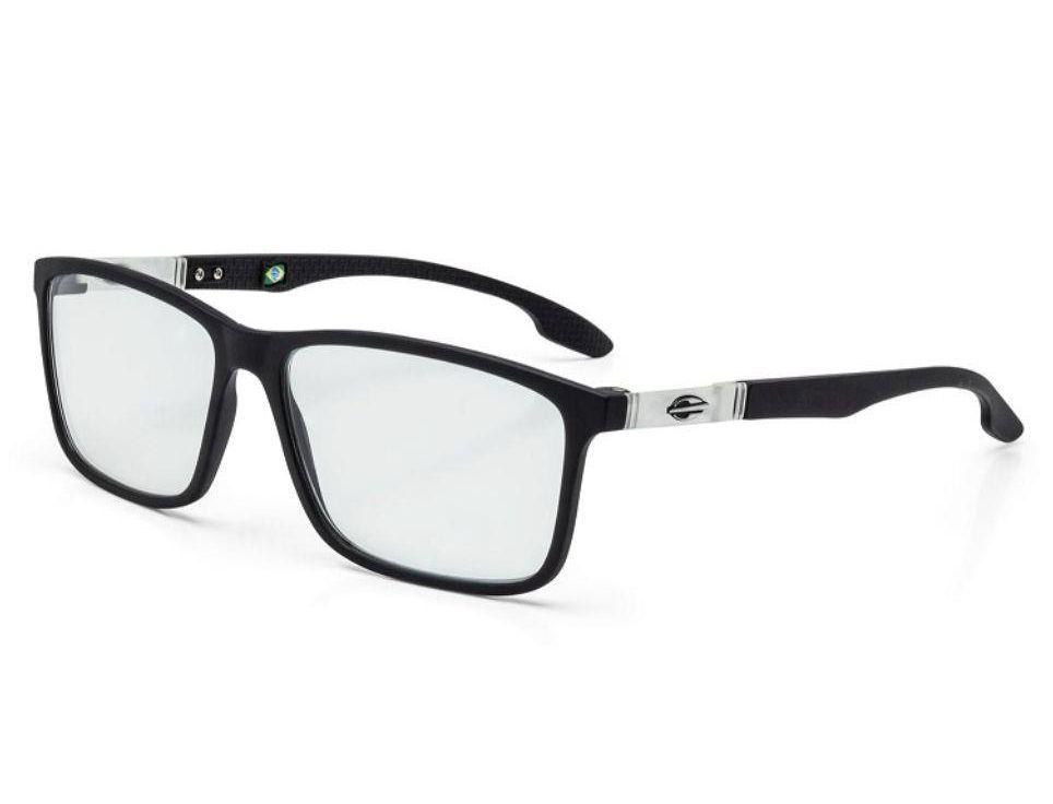 da015944fd48c Óculos de Grau Masculino Mormaii Prana Preto M6044A9455 Tam ...