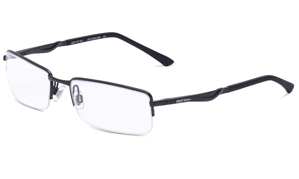 Óculos De Grau Masculino Mormaii Preto MO1627 117 Tam.54