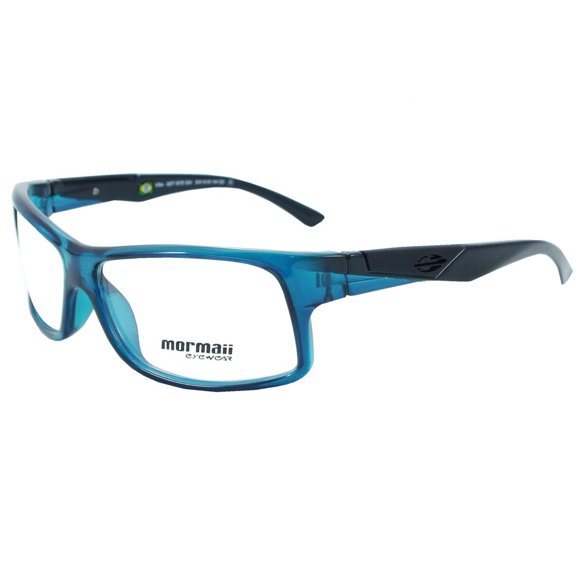 04c8c1393 Óculos De Grau Masculino Mormaii Vibe 1127 973 Tam ...