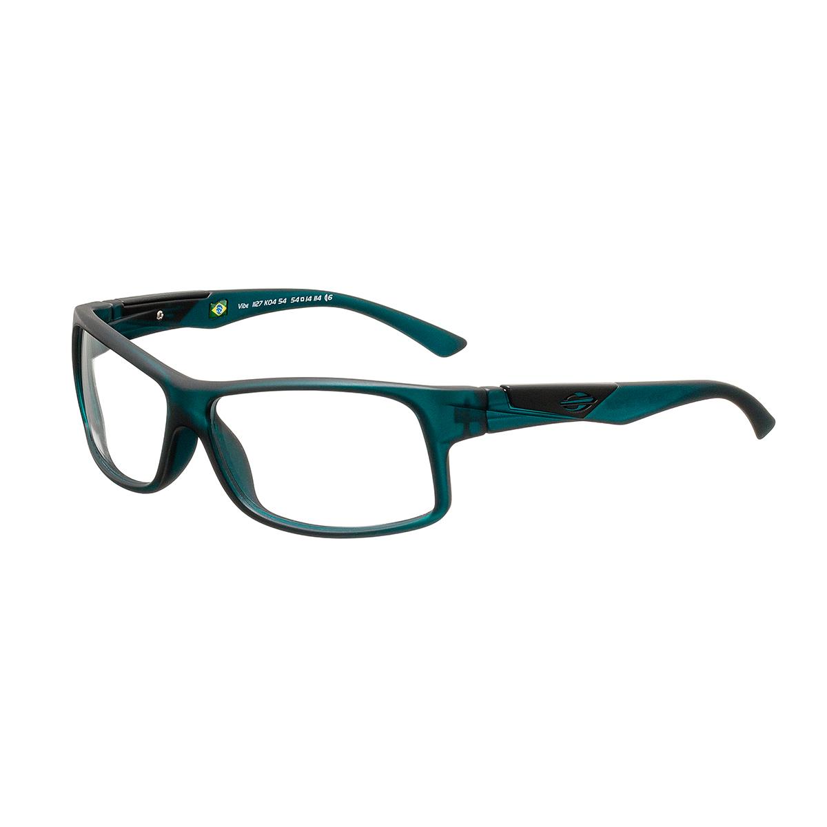 ca7901a7b5501 Óculos de Grau Masculino Mormaii Vibe 1127 K04 Tam.54MormaiiMormaii ...