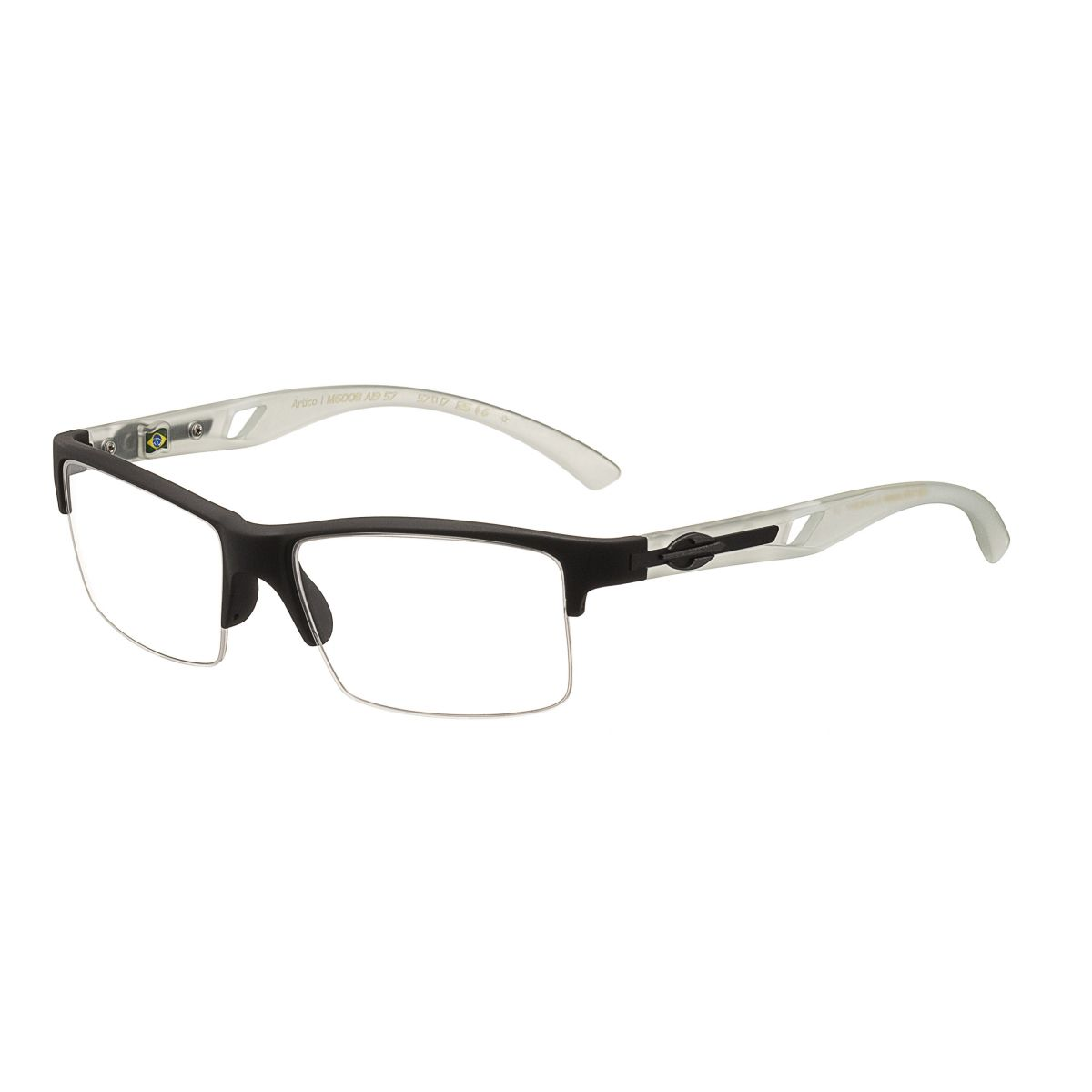 Óculos de Grau Mormaii Ártico 1 M6008A1957 Tam.57MormaiiMormaii de ... f93f539e3e