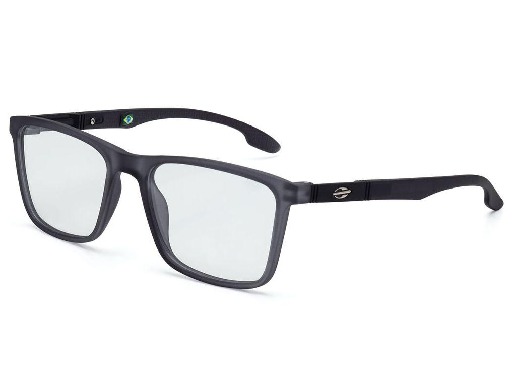 Óculos de Grau Mormaii Asana Masculino Fumê M6053D2252