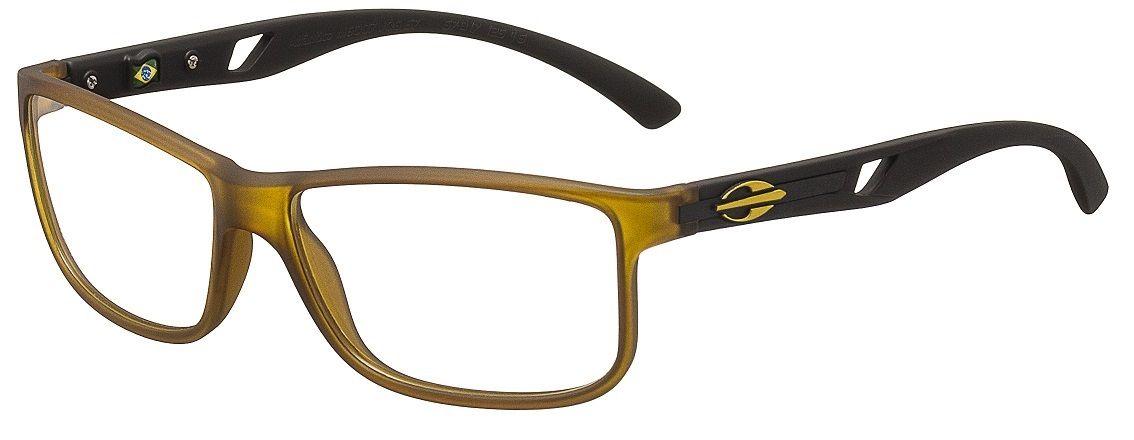 9925a341067e2 Óculos de Grau Mormaii Atlântico Amarelo 6007 J06 Tam ...