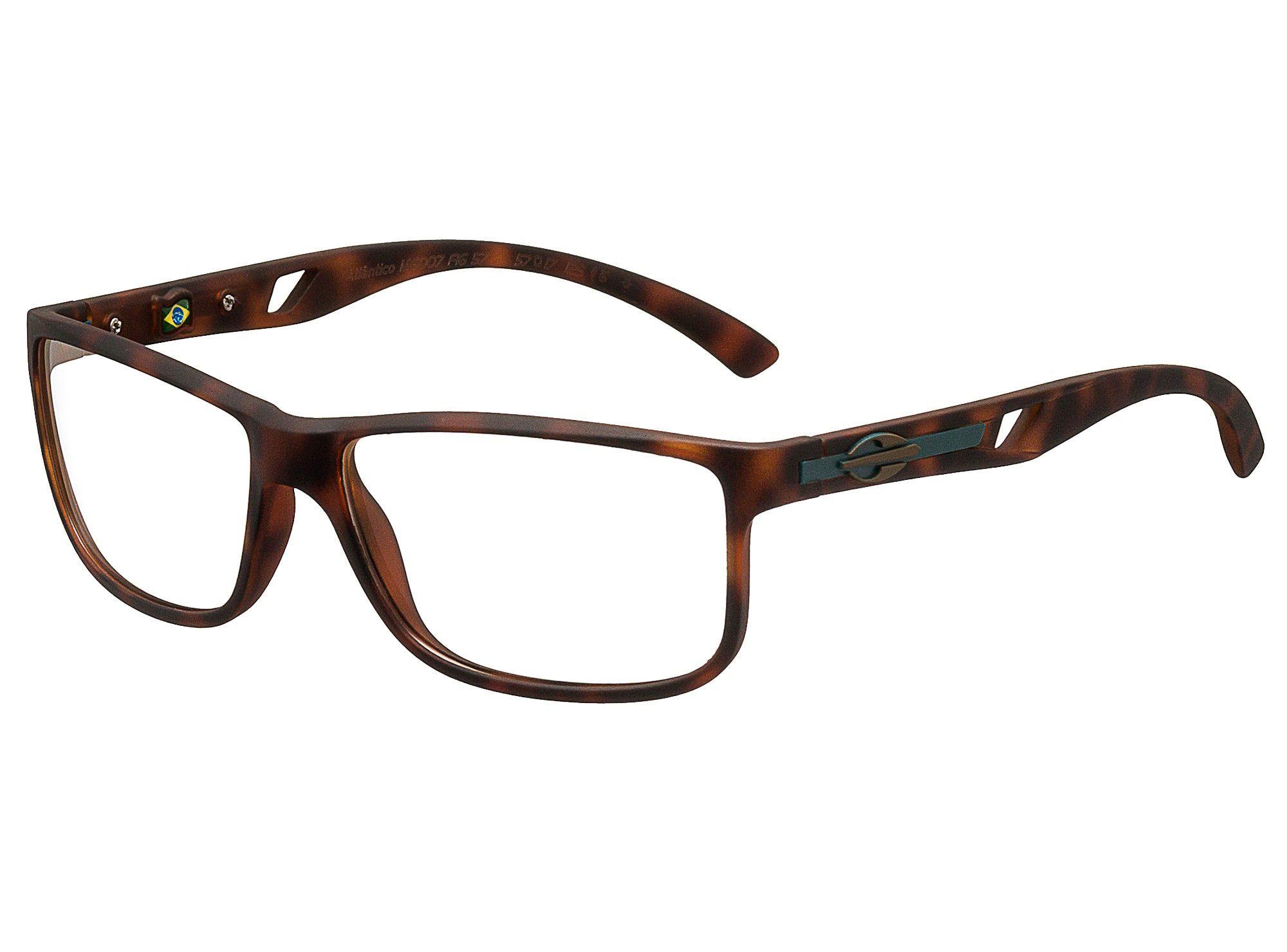 Óculos de Grau Mormaii Atlântico Tartaruga M6007F1657 Tam. 57