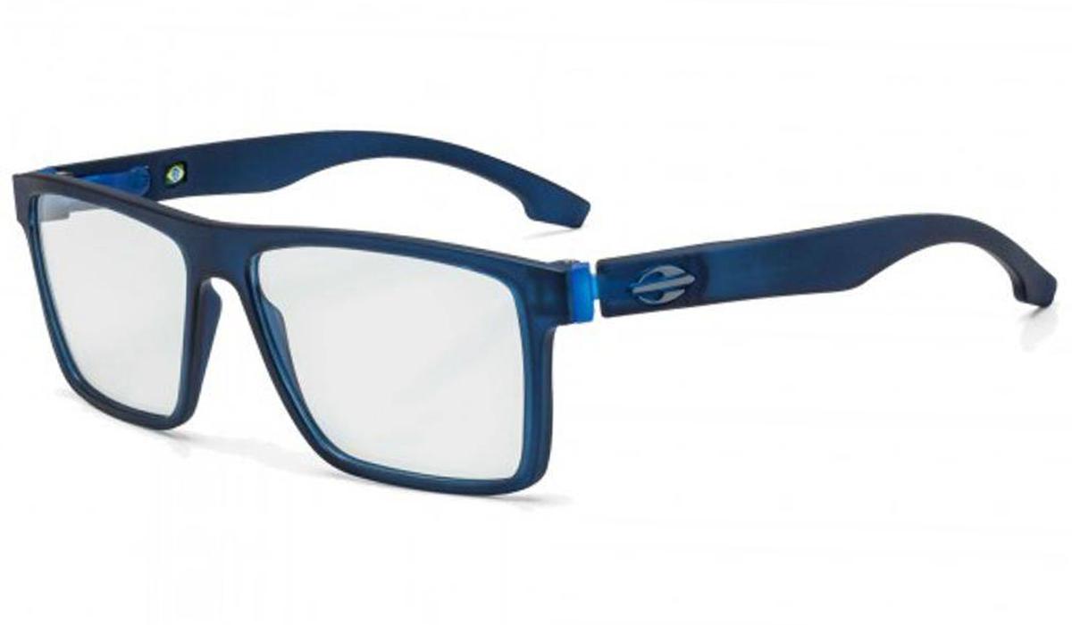 Óculos de Grau Mormaii Banks Flexxxa Azul M6046K2655 Tam.55
