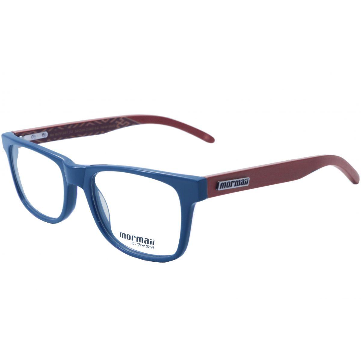 Óculos De Grau Mormaii de Bambu 1673 341 Tam.52MormaiiMormaii de ... 8a6bbf1103