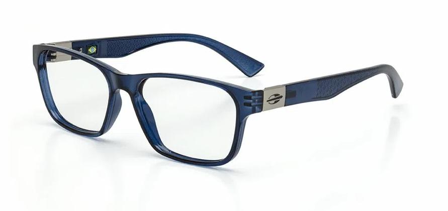 Óculos de Grau Mormaii Dhaka Urban Azul M6069K0354 Tam.54