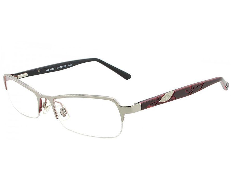 00dbaf1a94f62 Óculos de Grau Mormaii Feminino Metal 1651 151 Tam.52MormaiiMormaii ...