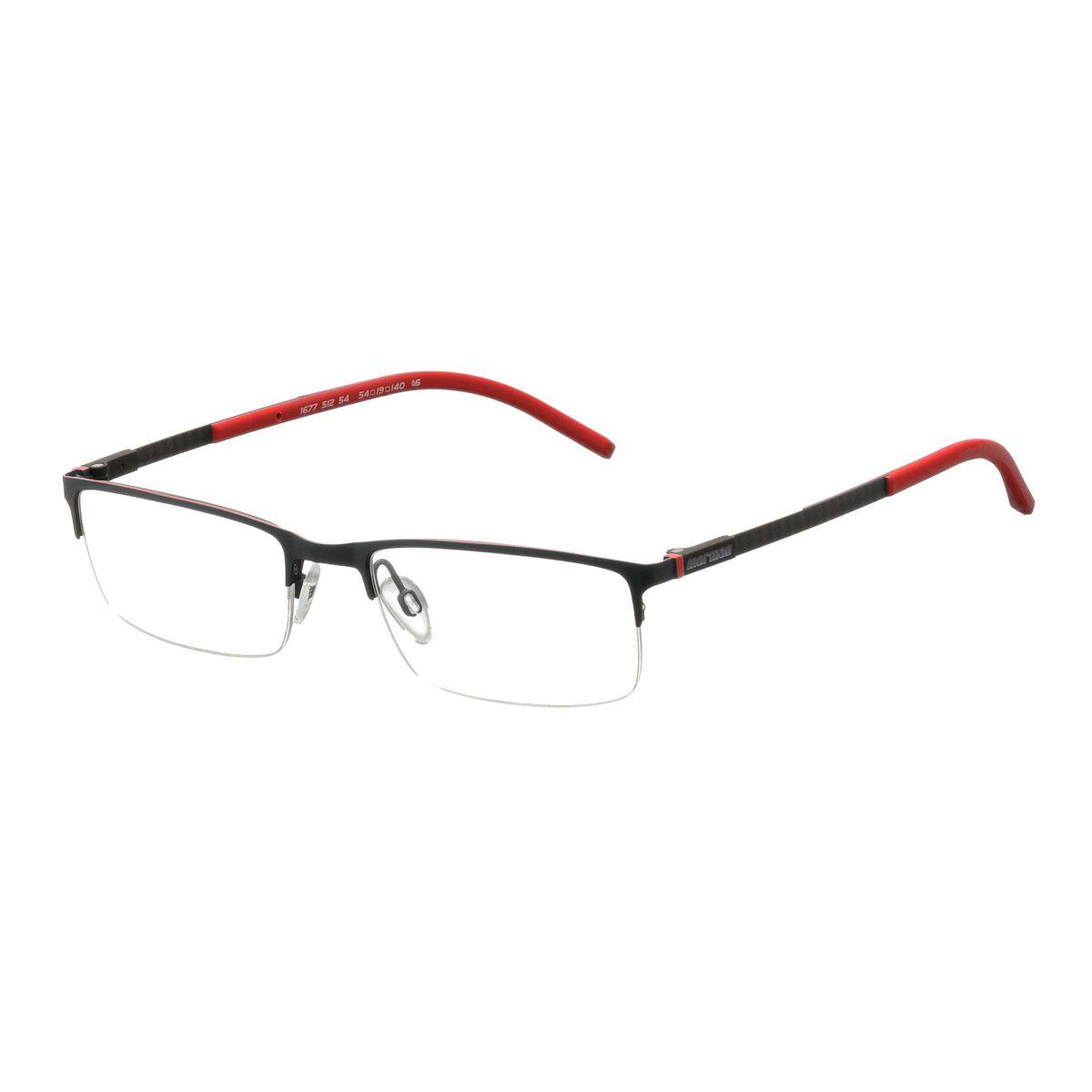 d806238b6 Óculos de Grau Mormaii Fibra de Carbono Mo1677 879 Tam ...