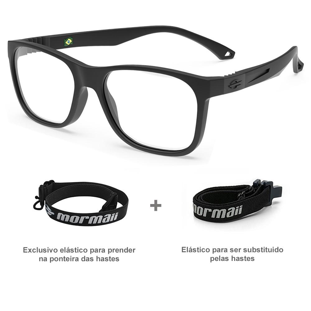 Óculos de Grau Mormaii Grab NXT 08 a 10 anos M6077A1451
