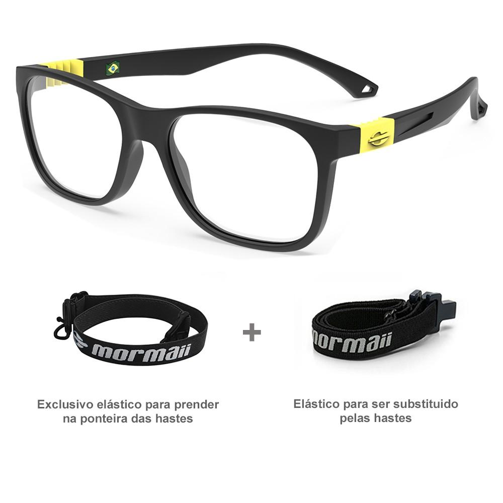 Óculos de Grau Mormaii Grab NXT 08 a 10 anos M6077AFG51