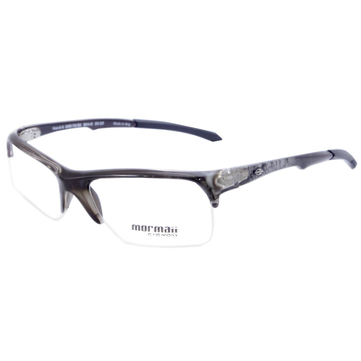 Óculos De Grau Mormaii Itapua 3 1265 701 Tam.50MormaiiMormaii de ... 1cba22d8d9