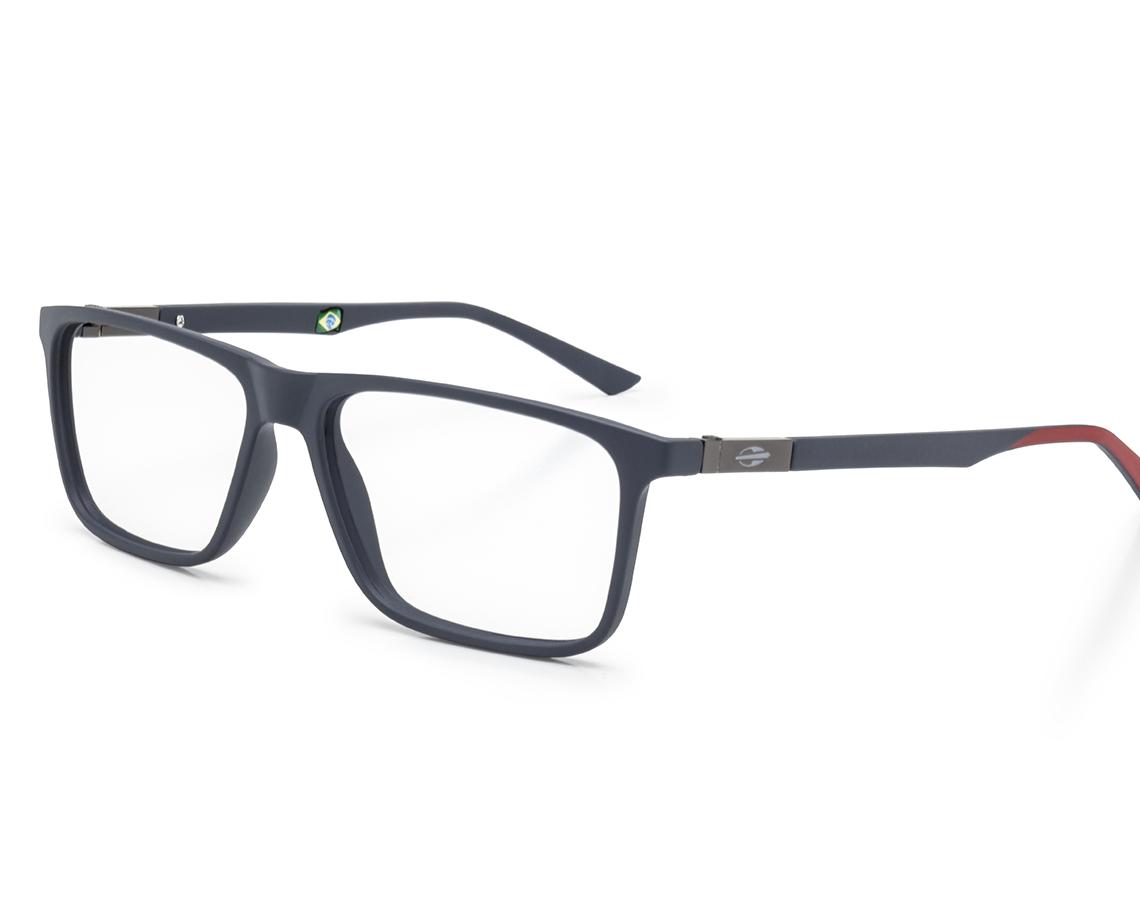 Óculos de Grau Mormaii Nava II Cinza M6063DE555 Tam.55