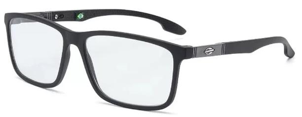 Óculos de Grau Mormaii Prana Esportivo M6044 ABV 55