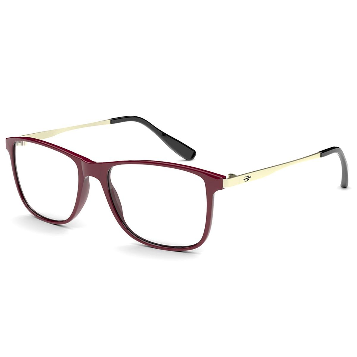 Óculos de Grau Mormaii Salem 2 Feminino M6084C2655 Tam.55