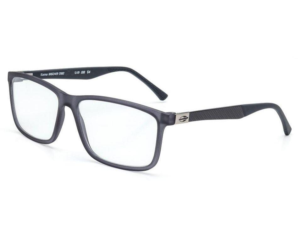 Óculos de Grau Mormaii Sama Fibra Carbono M6049D8255 Tam.55