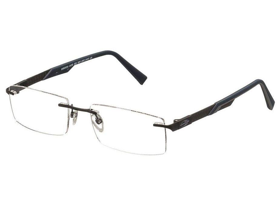 Óculos de Grau Mormaii Sem Aro Carbono M6004 A03 Tam ... 1f0c1594b4