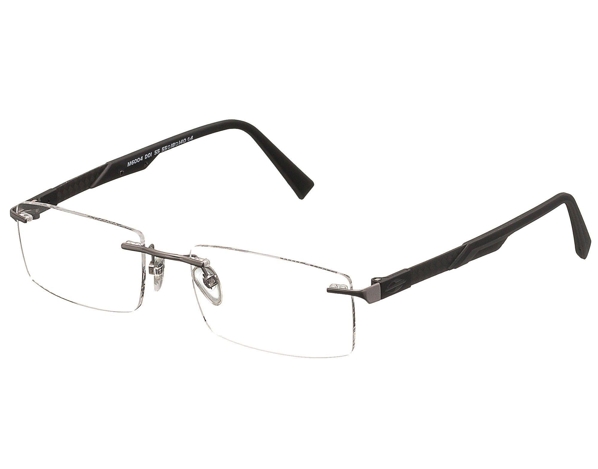 bb132f9cf Óculos de Grau Mormaii Sem Aro Carbono M6004 D01 Tam ...