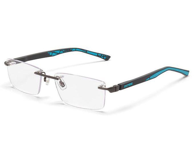 Óculos de Grau Mormaii Sem Aro Grafite M1101 789 Tam ... 09d12e28a7