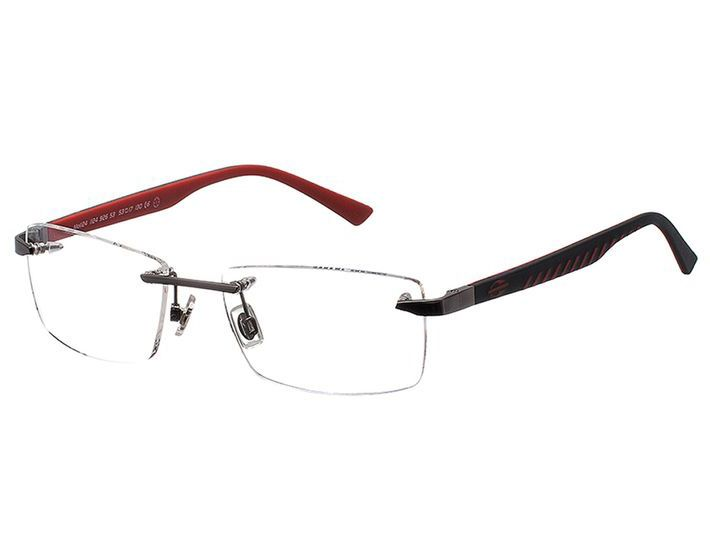 Óculos de Grau Mormaii Sem Aro Grafite M1124 926 Tam ... ef686a2be5