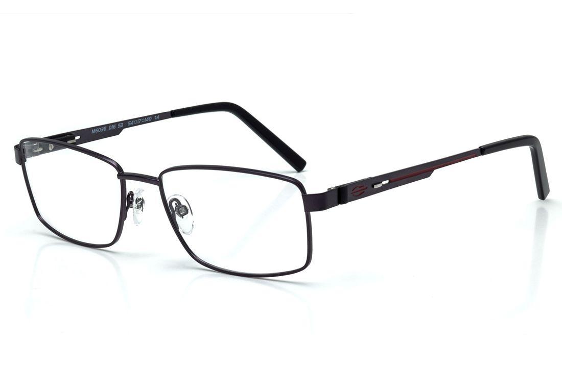 e2c48c89ff9a9 Óculos de Grau Mormaii Titânio Grafite M6036D1653 Tam. 53Ray Ban ...