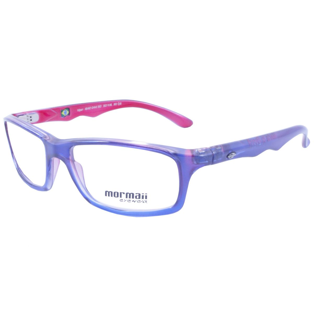 Óculos De Grau Mormaii Viper 1642 044 Tam.50MormaiiMormaii de ... 5d6d1beda0