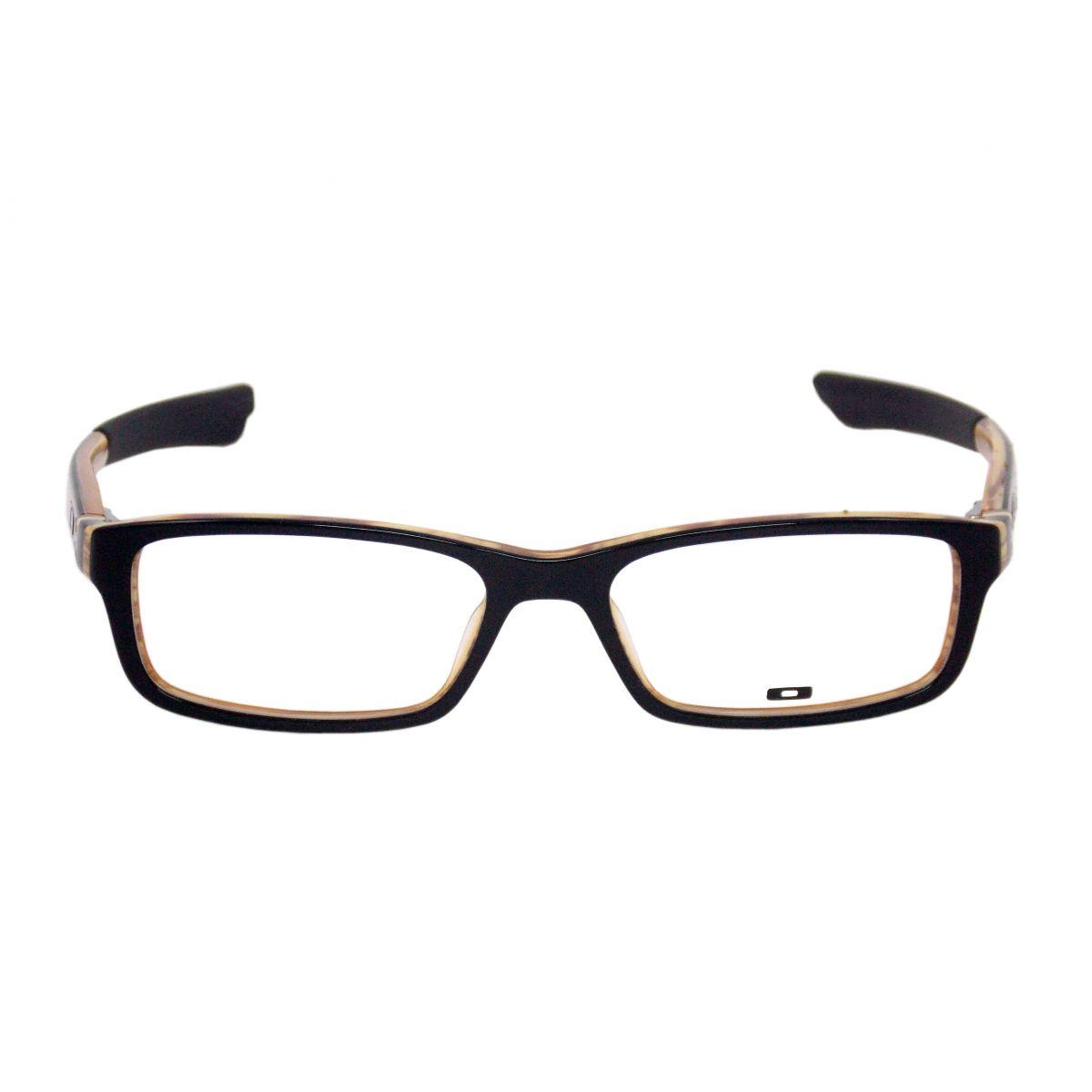 Óculos De Grau Oakley Bucket OX1060 03 Tam.53Oakley OriginalOakley ... 58f6179135