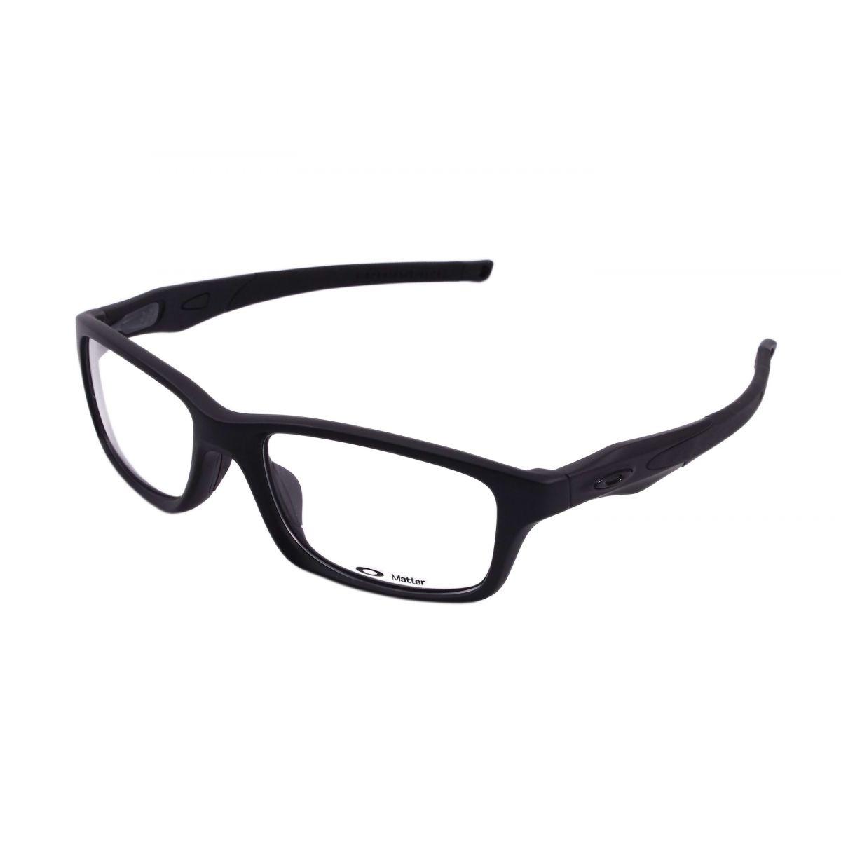 Óculos De Grau Oakley Crosslink OX8030 05 Tam.55Oakley ... 40d6762c31