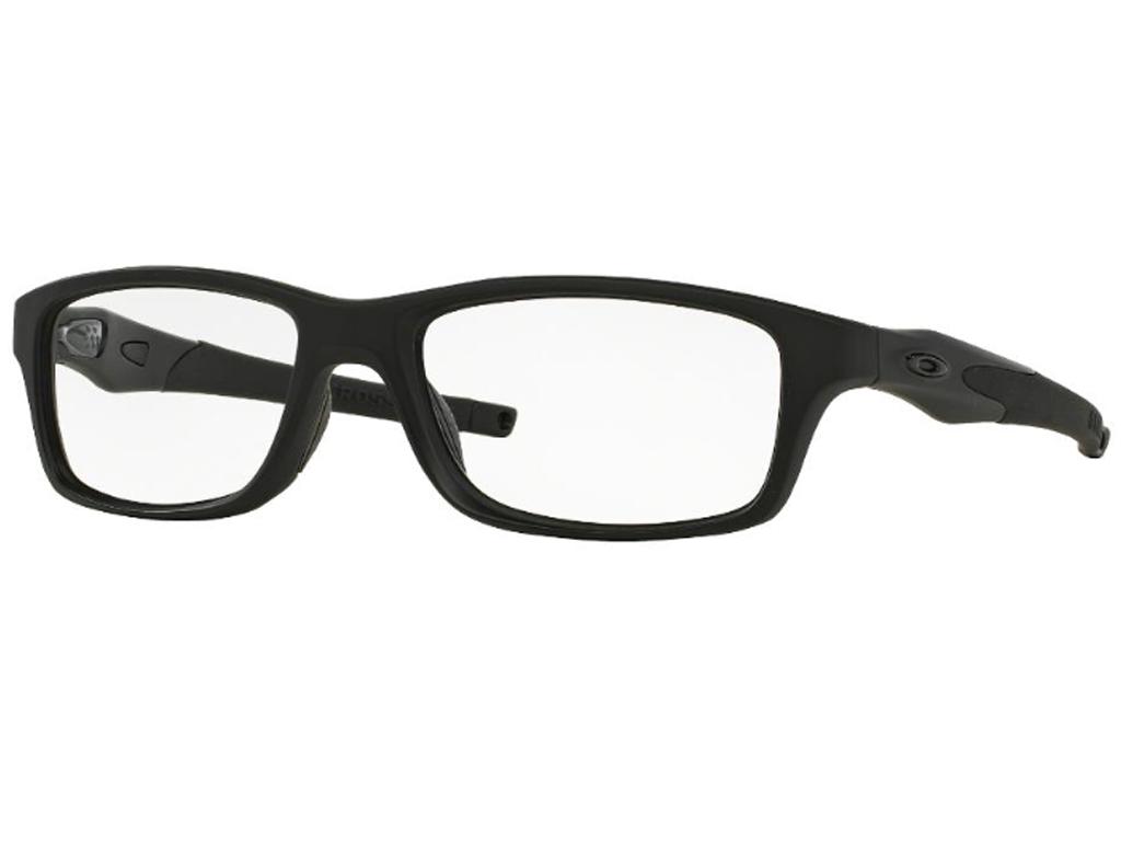 Óculos De Grau Oakley Crosslink Pitch OX8027 01 Tam.53Oakley ... ee2fe94b12