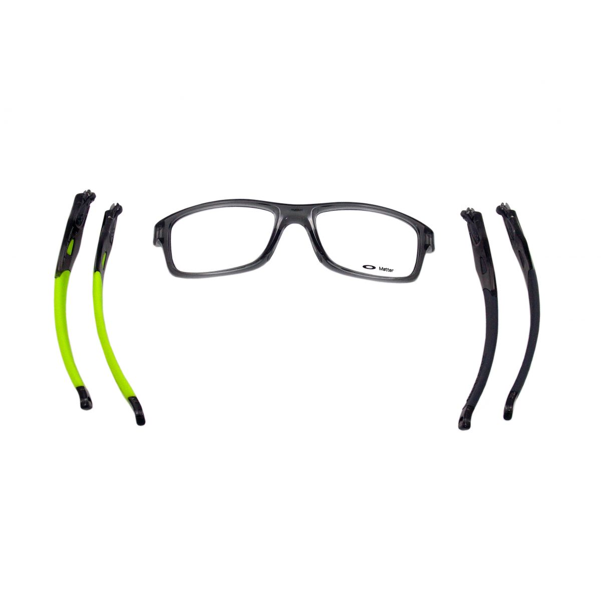 Óculos De Grau Oakley Crosslink OX8030 02 Tam.55. Image description Image  description df2cfefa69