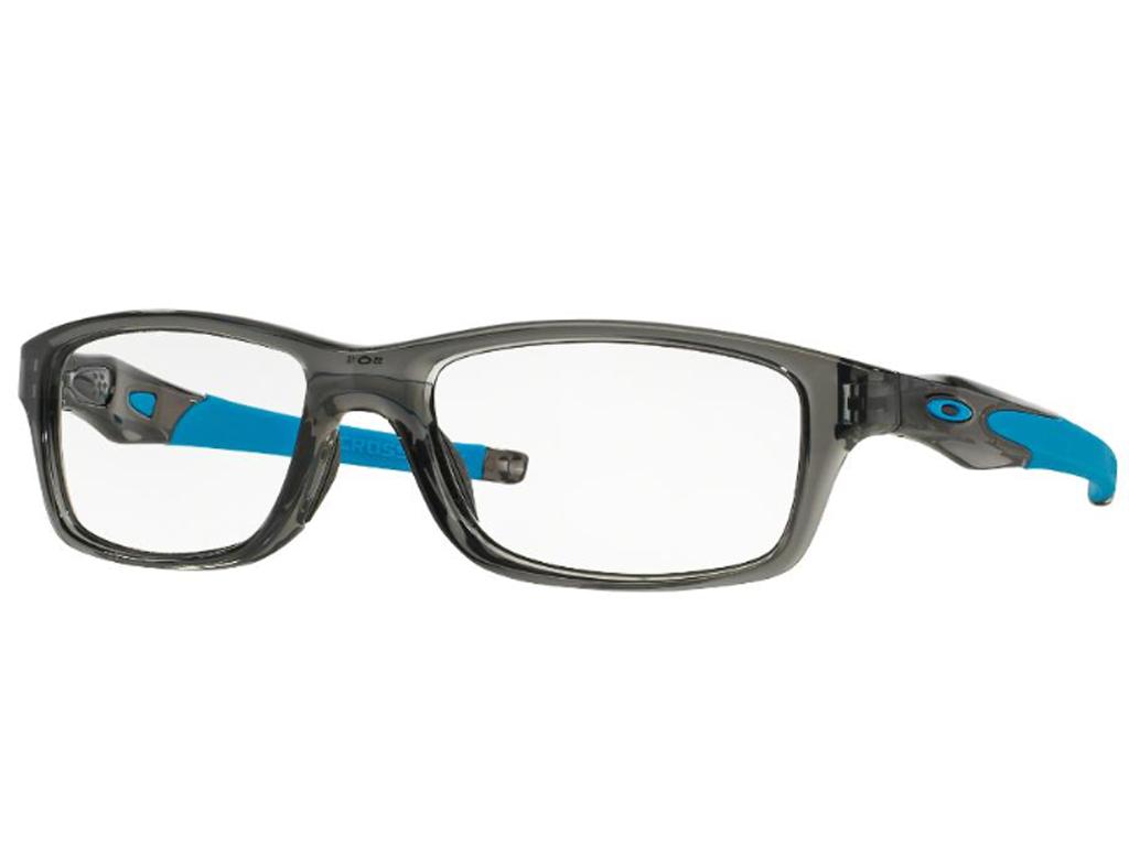 Óculos De Grau Oakley Crosslink OX8030 08 Tam.55Oakley ... 9b05f51393